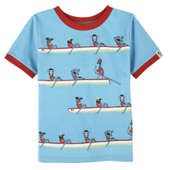 Animal Rowing Tee