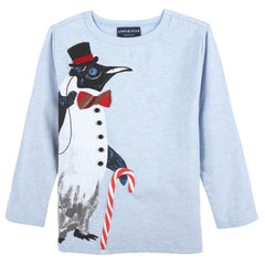 Holiday Penguin T-Shirt