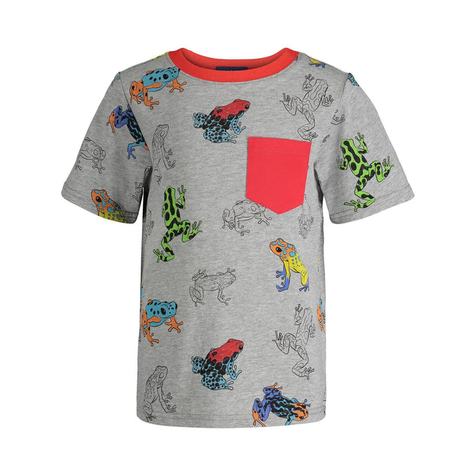 Poisionous Frogs Graphic Tee - Andy & Evan
