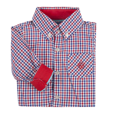 Lord of the Gings: Gingham Shirtzie/Shirt
