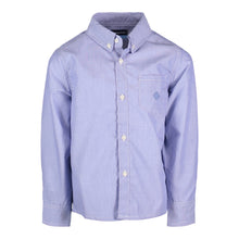 Load image into Gallery viewer, Blue Chambray Buttondown - Andy & Evan