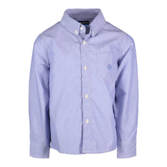 Blue Chambray Buttondown