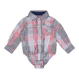 Multi Check Buttondown