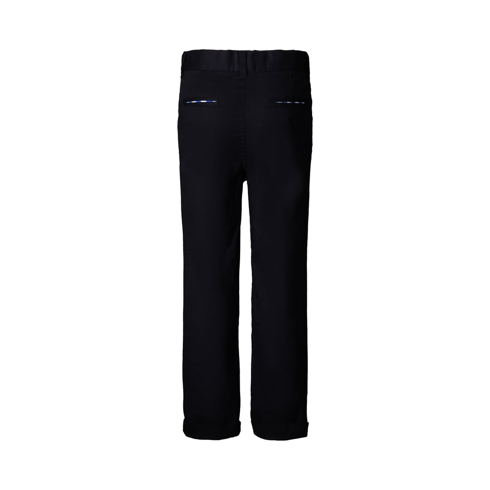Navy Twill Pants - Andy & Evan