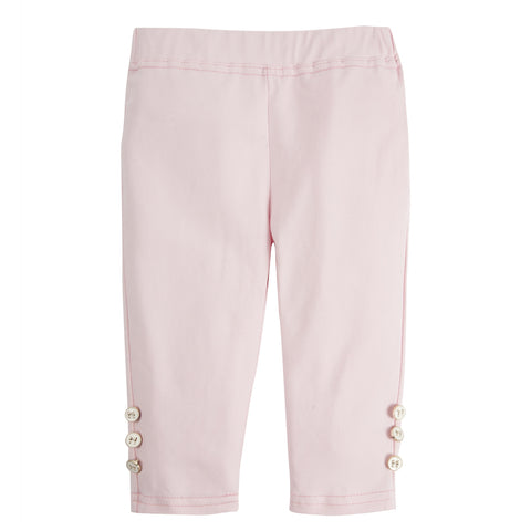 The Casey Capris: Pink Capri