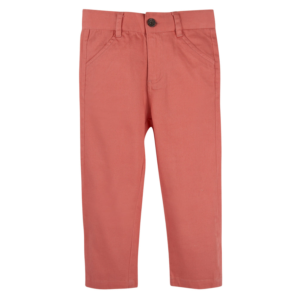 Coral Twill Pant - Andy & Evan