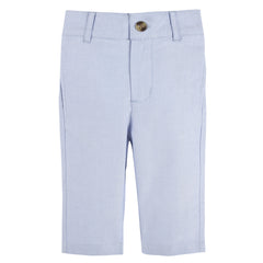 Light Blue Oxford Pant