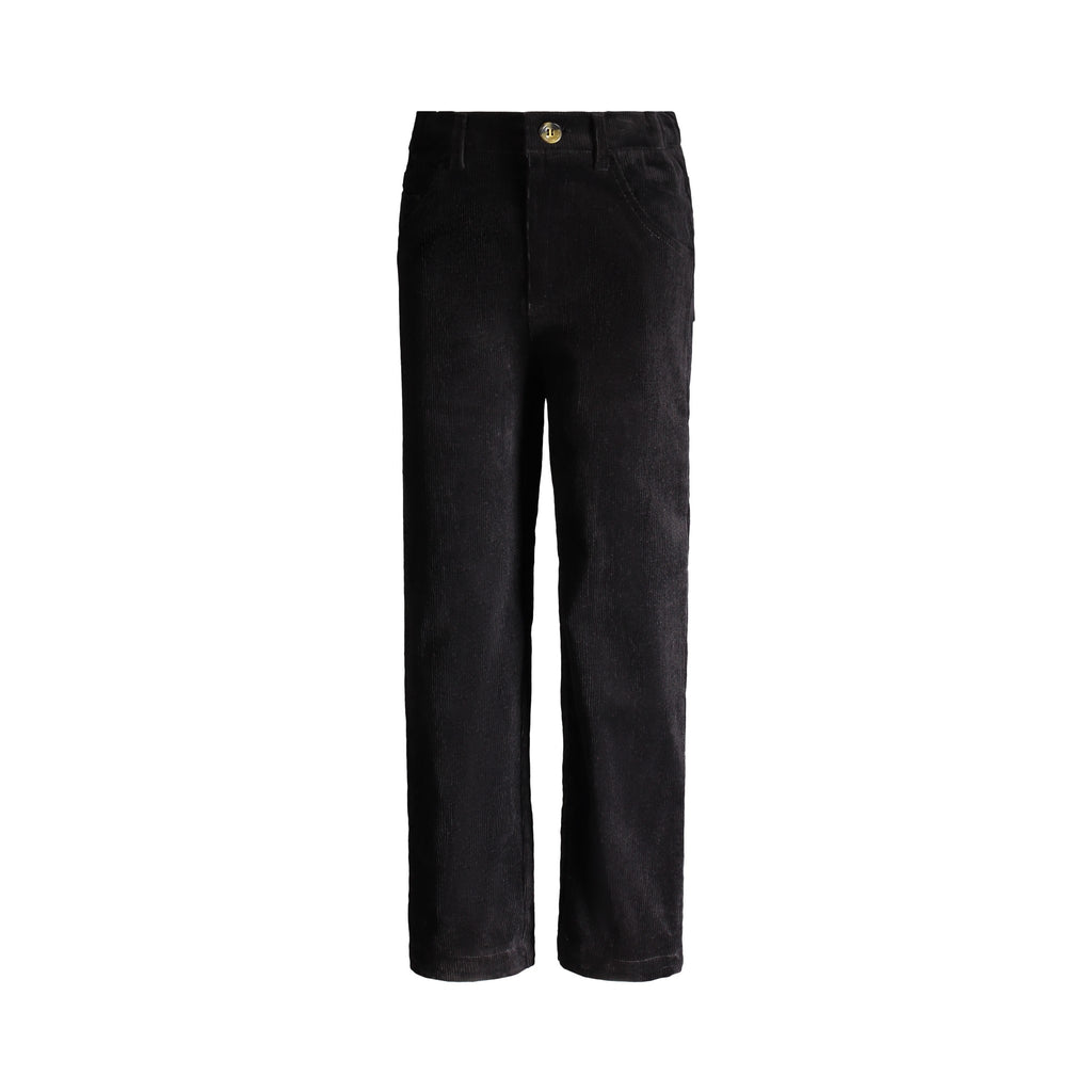Black Corduroy Pants - Andy & Evan