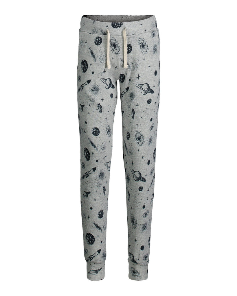Boys Galaxy Print Jogger - Andy & Evan