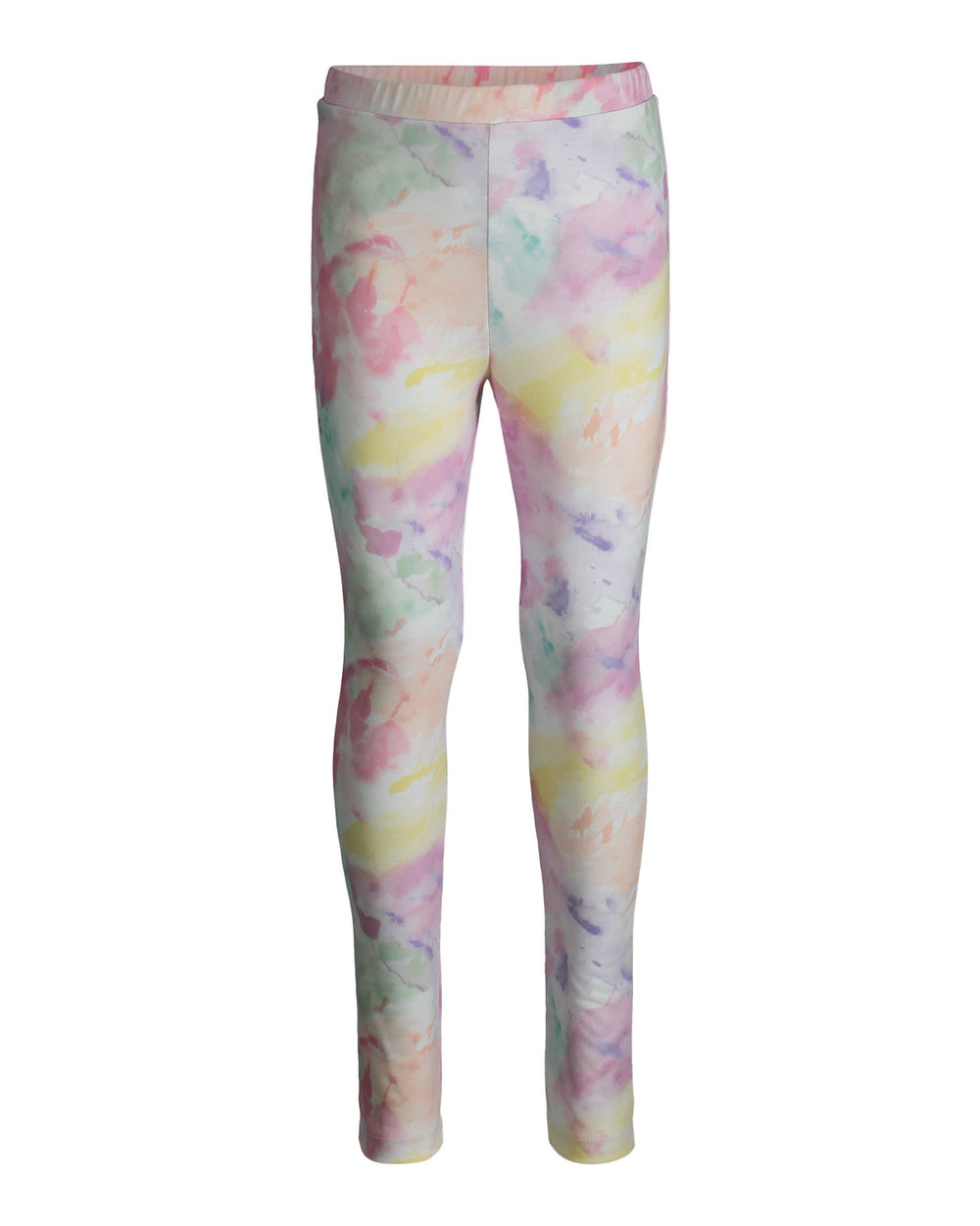 Girls Multi-Color Splash Legging - Andy & Evan