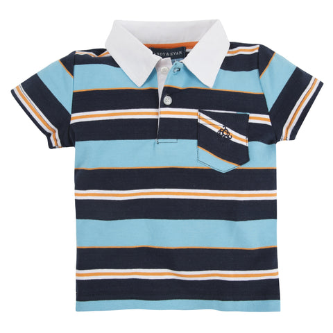 Nick-Nack Polo: Stripe Polo