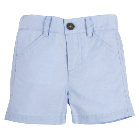 License-To-Twill: Oxford Shorts