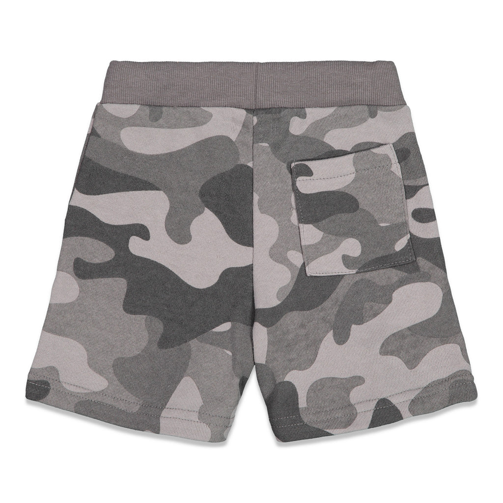 Camo Print Short - Andy & Evan