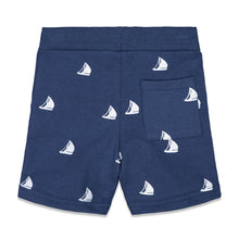 Load image into Gallery viewer, Sailboat Print Short - Andy & Evan