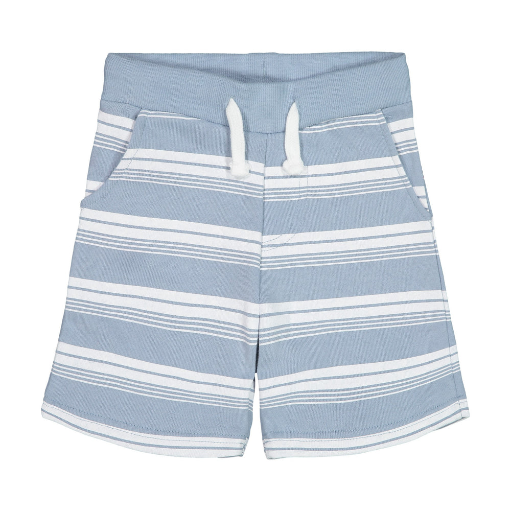 Blue Striped Short - Andy & Evan