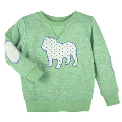 Green Dog Sweatshirt
