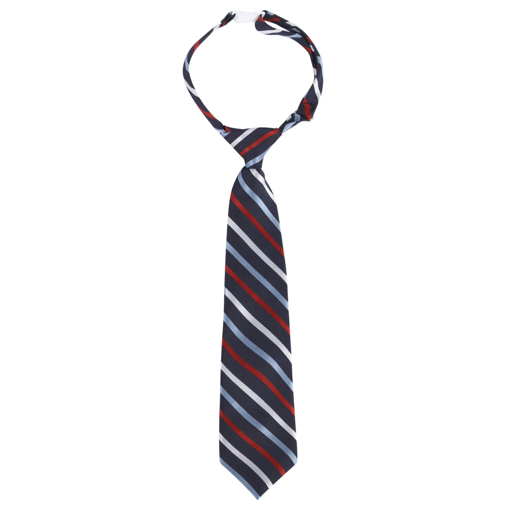 All American Stripe Tie - Andy & Evan