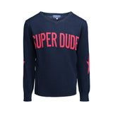 Super Dude Graphic Sweater