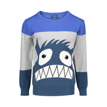 Load image into Gallery viewer, Monster Graphic Sweater - Andy & Evan