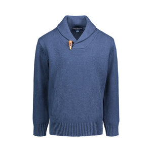 Pullover Toggle Sweater - Andy & Evan