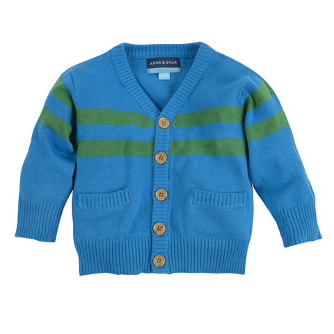 The Fred Rogers Cardigan