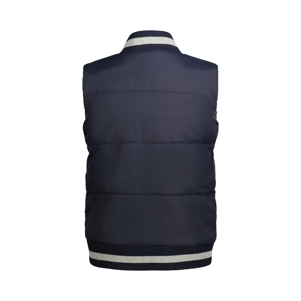 Navy Reversible Puffer Vest - Andy & Evan