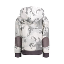 Load image into Gallery viewer, Grey Camo Hoodie - Andy & Evan