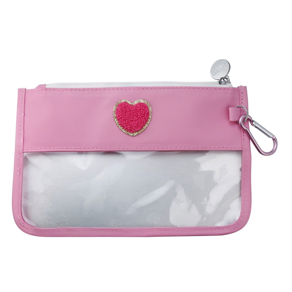 Mask & Accessory Pouch - Andy & Evan