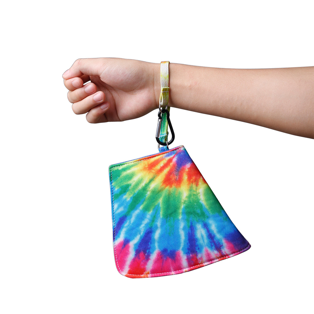 Mask & Accessory Pouch - Tie Dye - Andy & Evan