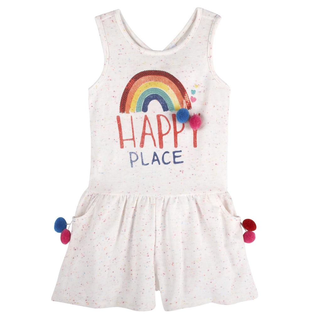 Happy Place Knit Romper - Andy & Evan