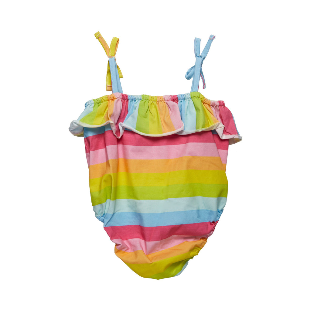 Rainbow Bubble Suit - Andy & Evan