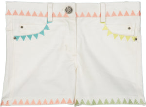 Embroidered Short - Andy & Evan