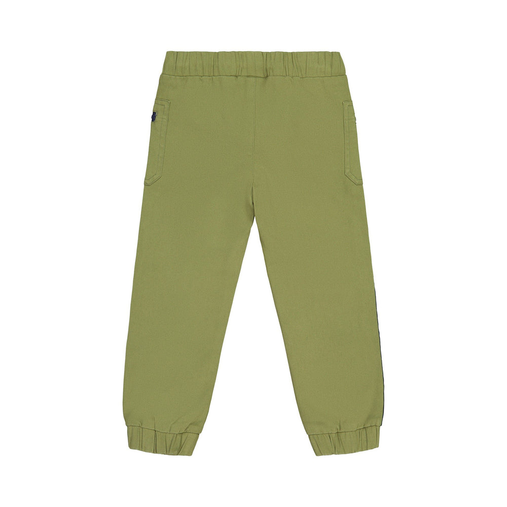 Moss Jogger with Zipper Pockets - Andy & Evan