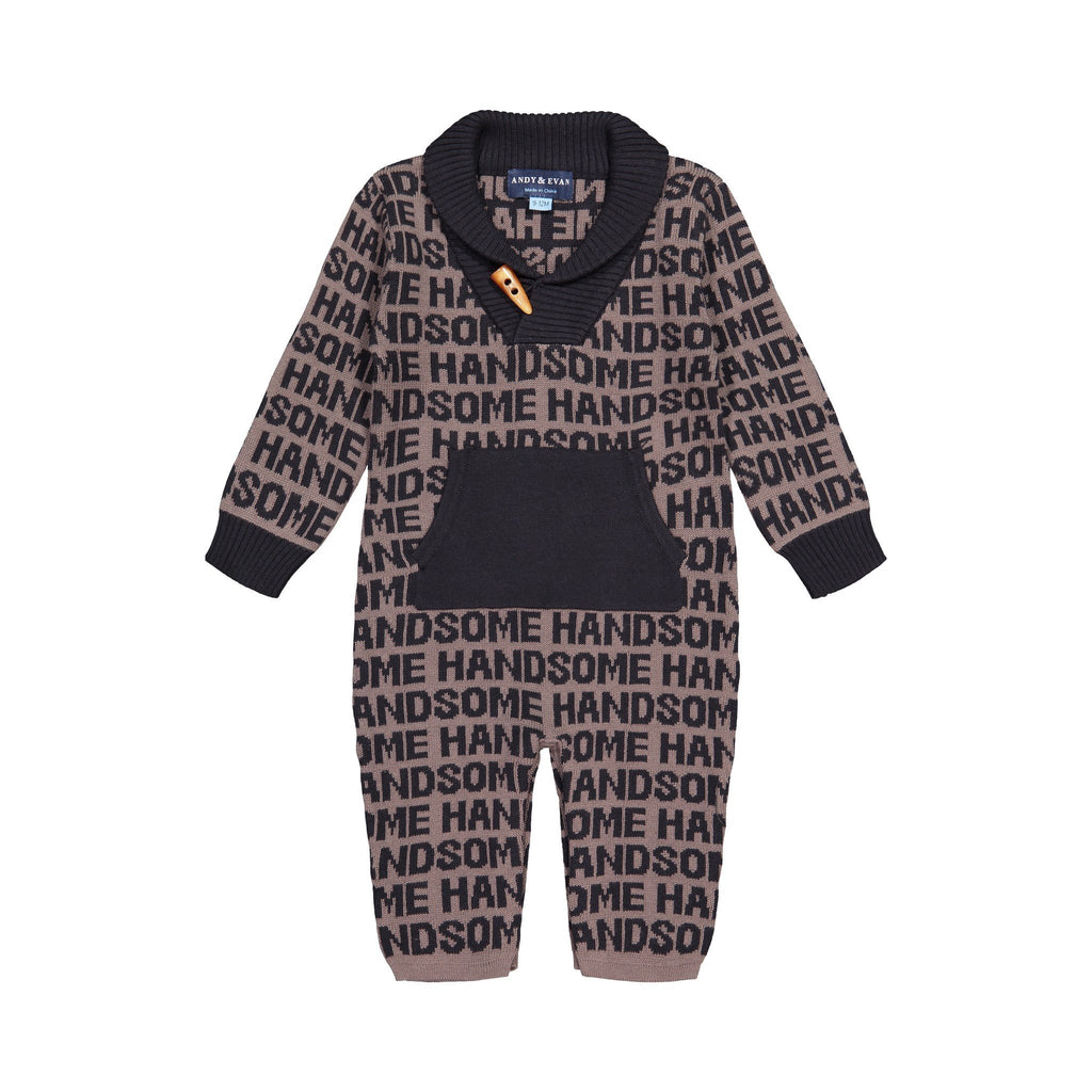 Handsome Toggle Romper - Andy & Evan