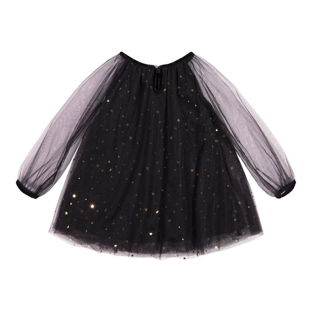 Black Galaxy Dress - Andy & Evan