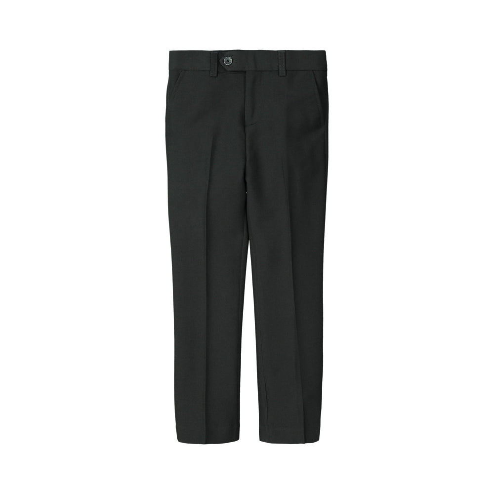 Black ComfyFlex™Stretch Suit - Andy & Evan