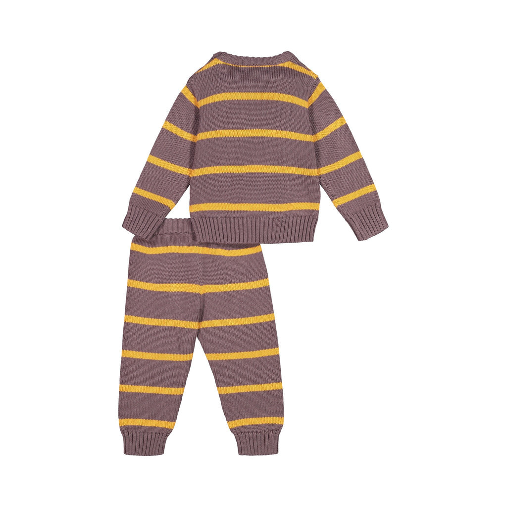 Bear Sweater Set - Andy & Evan
