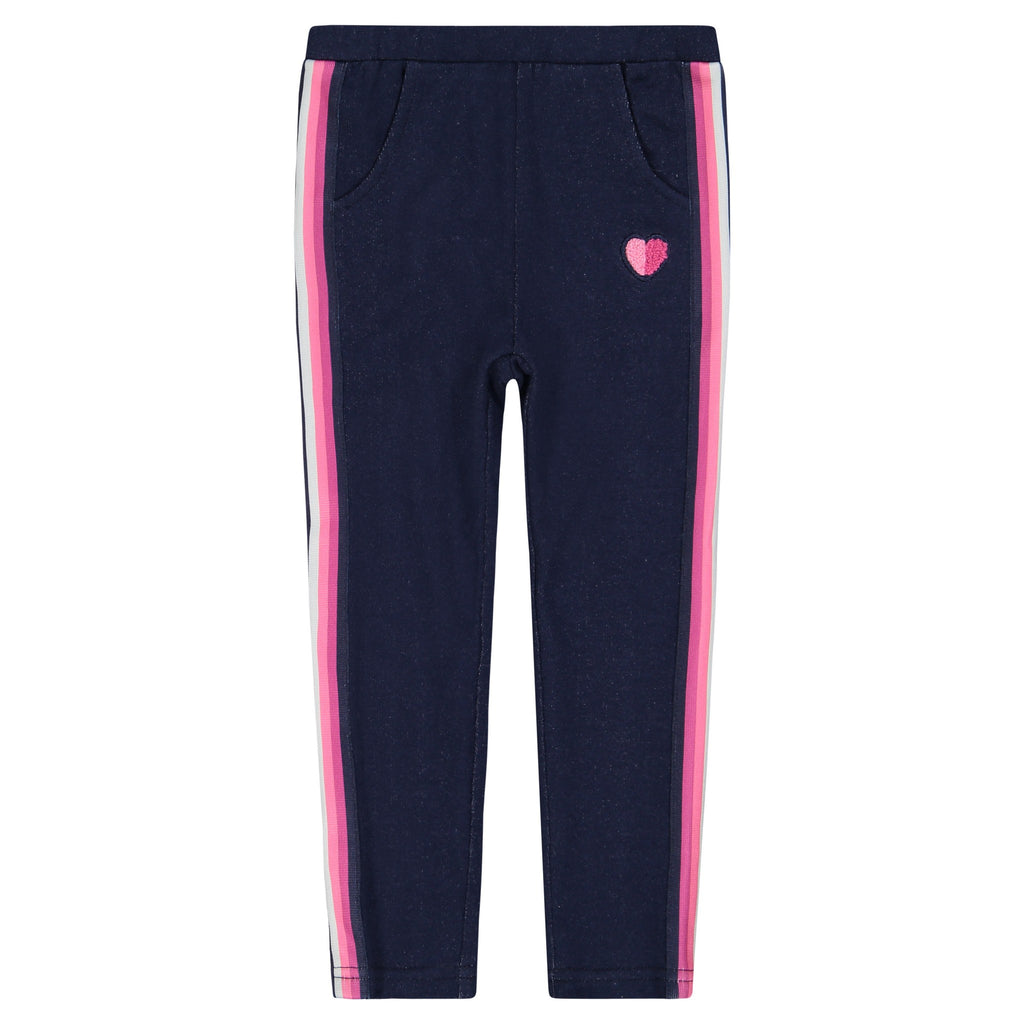 Girls Heart Jegging - Andy & Evan