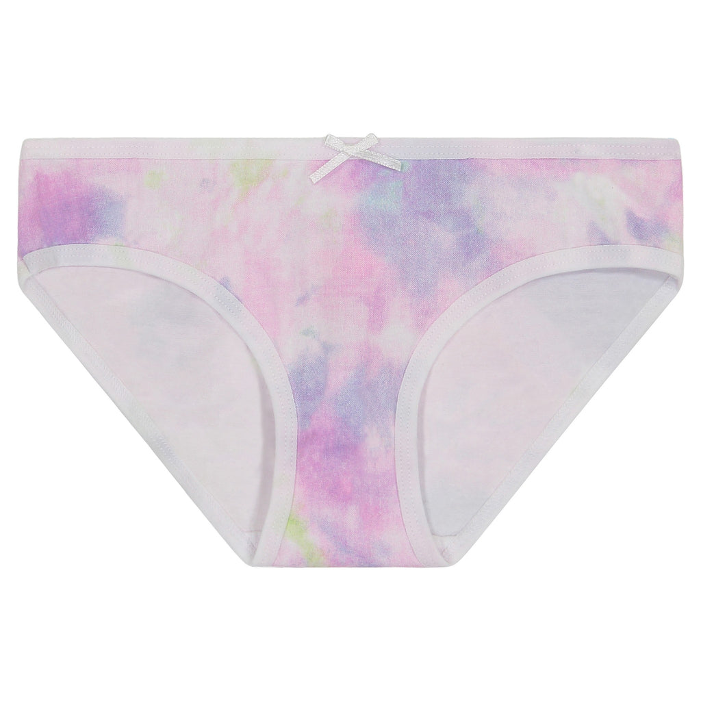 Girls Eight Pack Bikini Brief - Andy & Evan