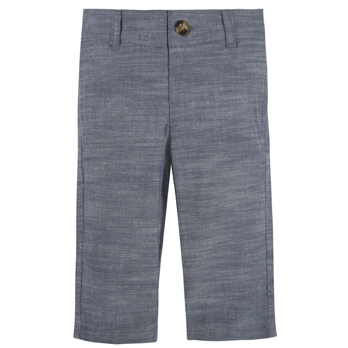 Chambray Pants (NEW! G-Cutee by Andy & Evan) - Andy & Evan