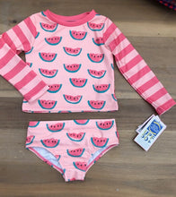 Load image into Gallery viewer, UPF 50 Pink Rashguard Set (Recommended by the Skin Cancer Foundation) - Andy & Evan