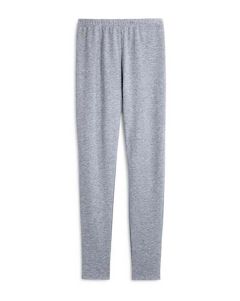 Girls Grey Shimmer Legging - Andy & Evan