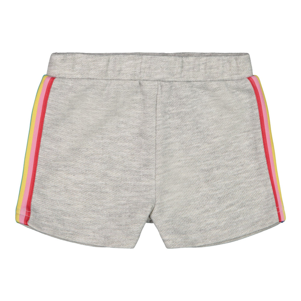 Girls Grey Sporty Short - Andy & Evan