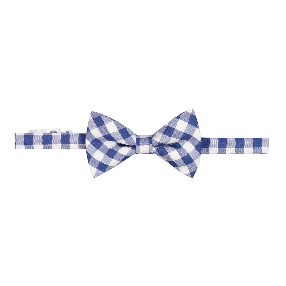 Gingham Bowtie - Andy & Evan