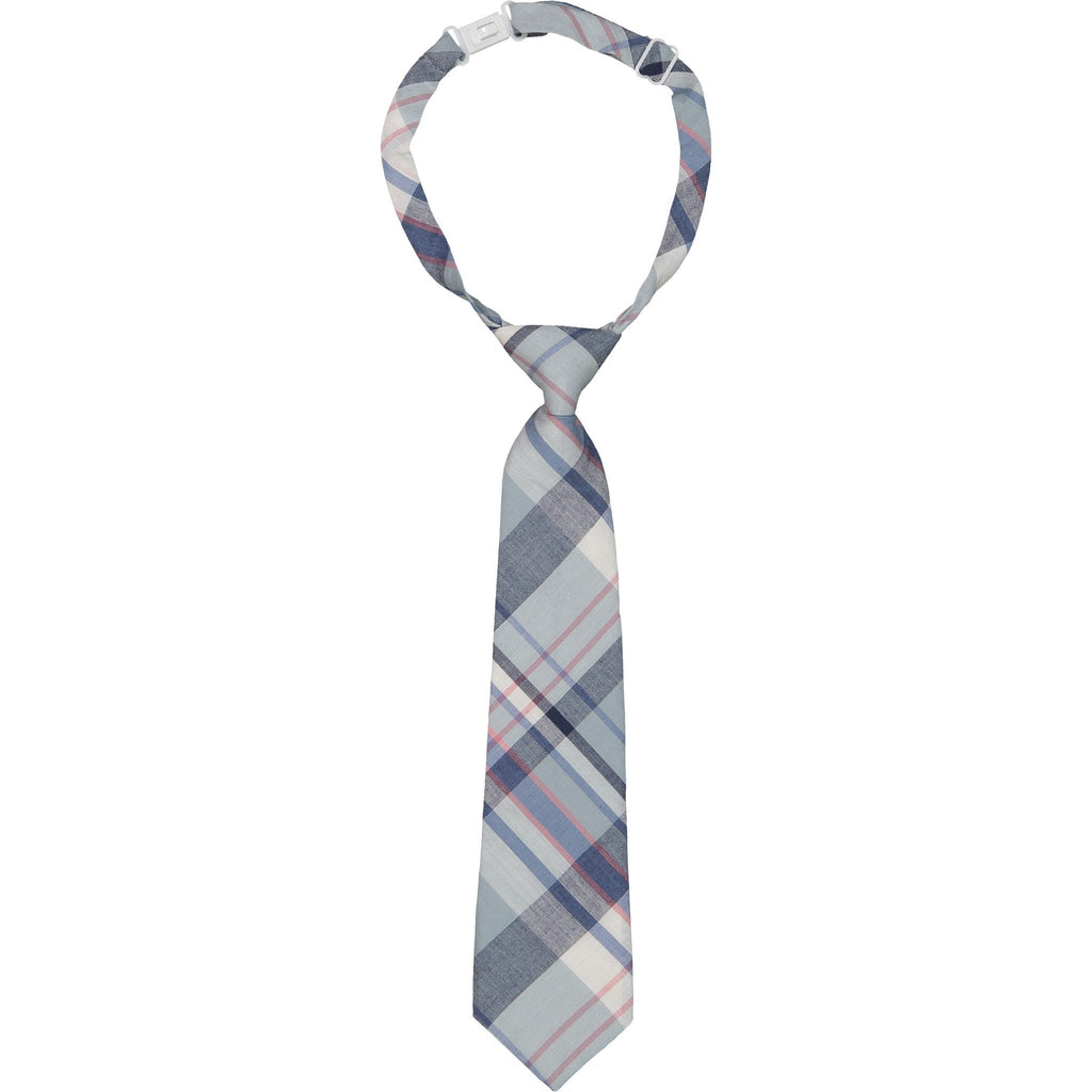 Pastel Plaid Tie - Andy & Evan