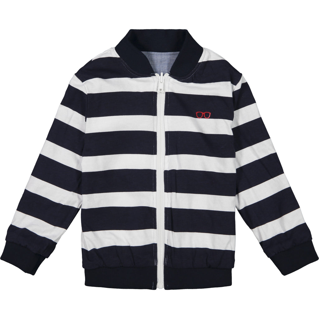 Boys Reversible Bomber Jacket - Andy & Evan