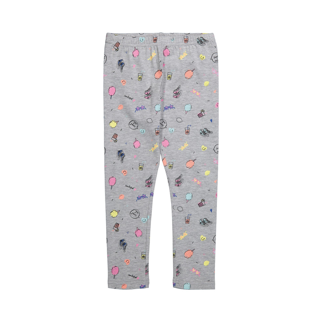 Girls Yummy Boardwalk Leggings - Andy & Evan