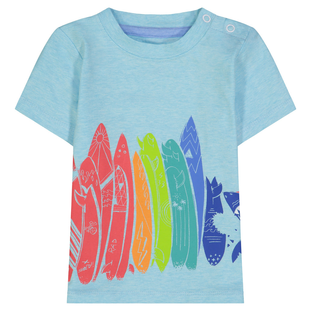 Infant Boys Surfboard Tee Set - Andy & Evan