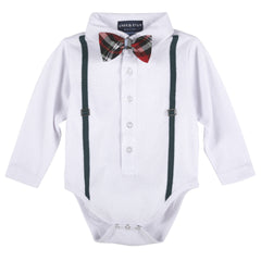Holiday Polo Shirtzie Set