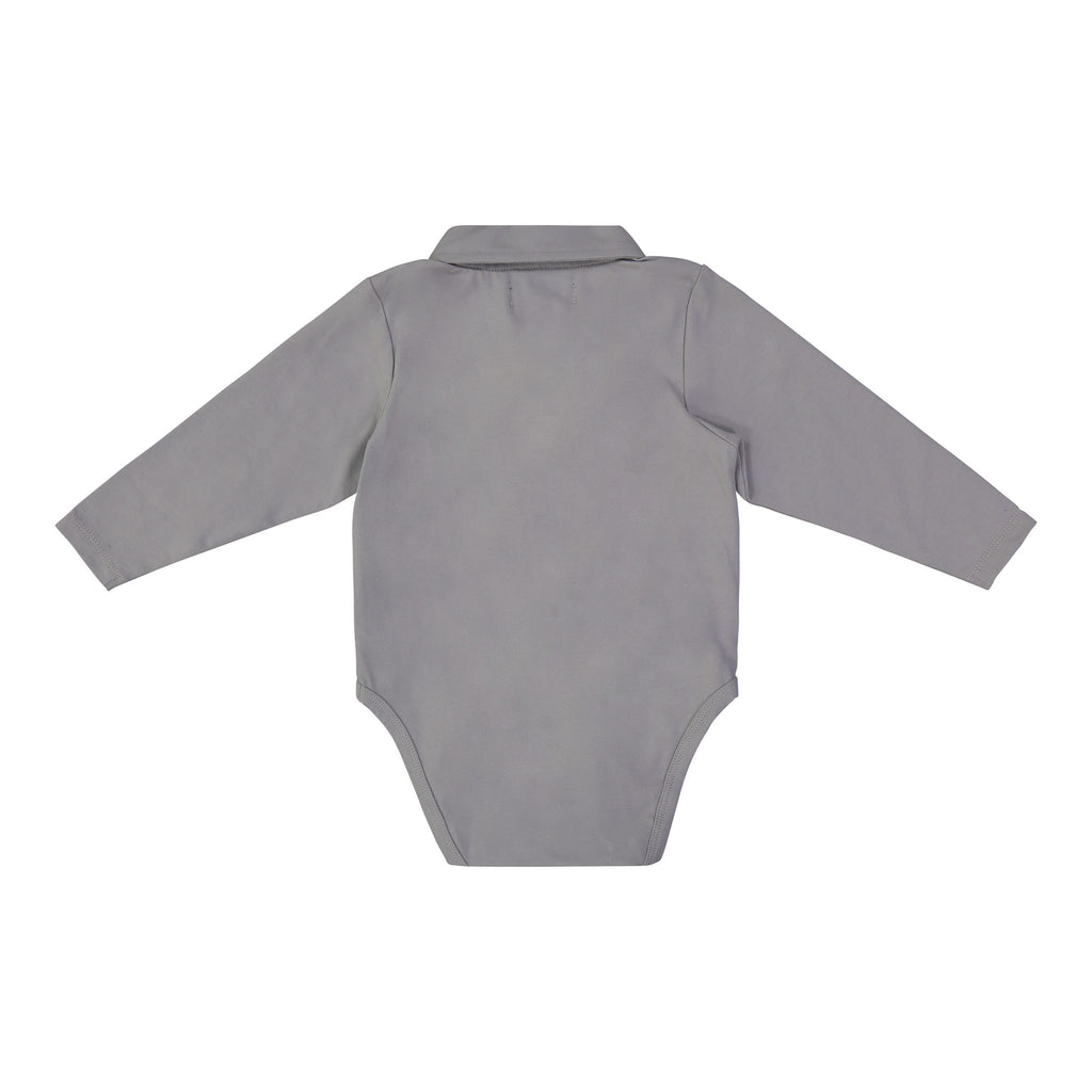 Grey Polo Shirtzie Set - Andy & Evan